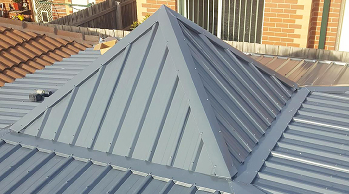 METAL ROOF RESTORATIONS